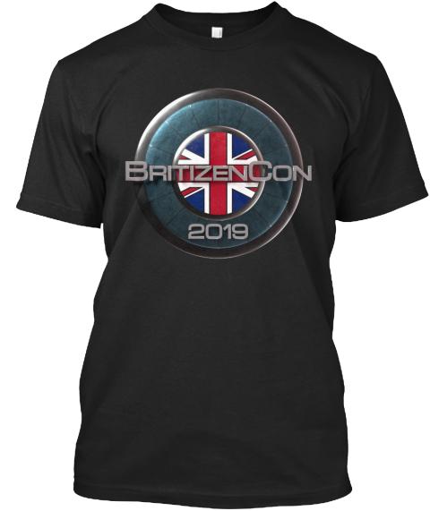 BritizenCon 2019 T-shirt