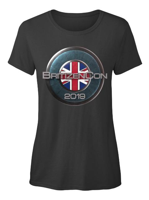 BritizenCon 2019 Woman's T-shirt